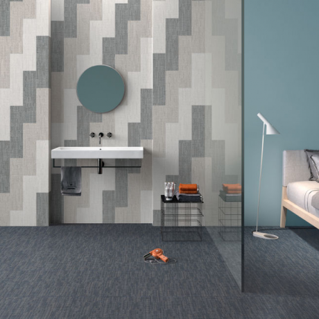 DIGITALART ECRY-WHITE-GREY 15-60 WALL FLOOR 60-60 DIGITALART 60-60 DENIM - Από την ceramicasantagostino.it