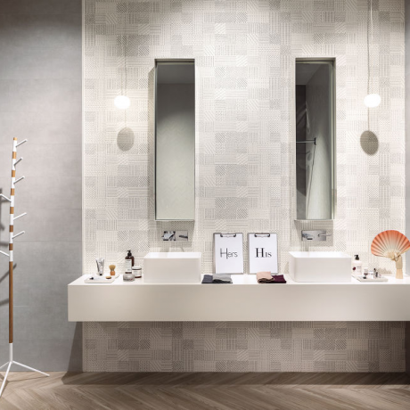 METROCHIC SANTAGOSTINO 25-75 METROPAPER  - Από την ceramicasantagostino.it