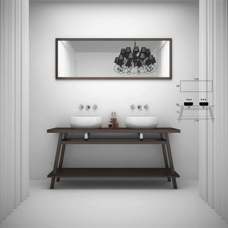 Natural Bathroom Furnitures1 - Από την zebis.gr