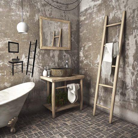 Natural Bathroom Furnitures3 - Από την zebis.gr
